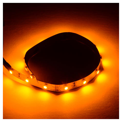 Bande 15 leds 0,8x25 cm Power PS rouge FrialPower 5