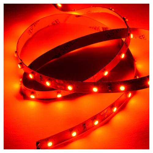 Bande Power 45 leds rouges 0,8x75 cm FrialPower 2