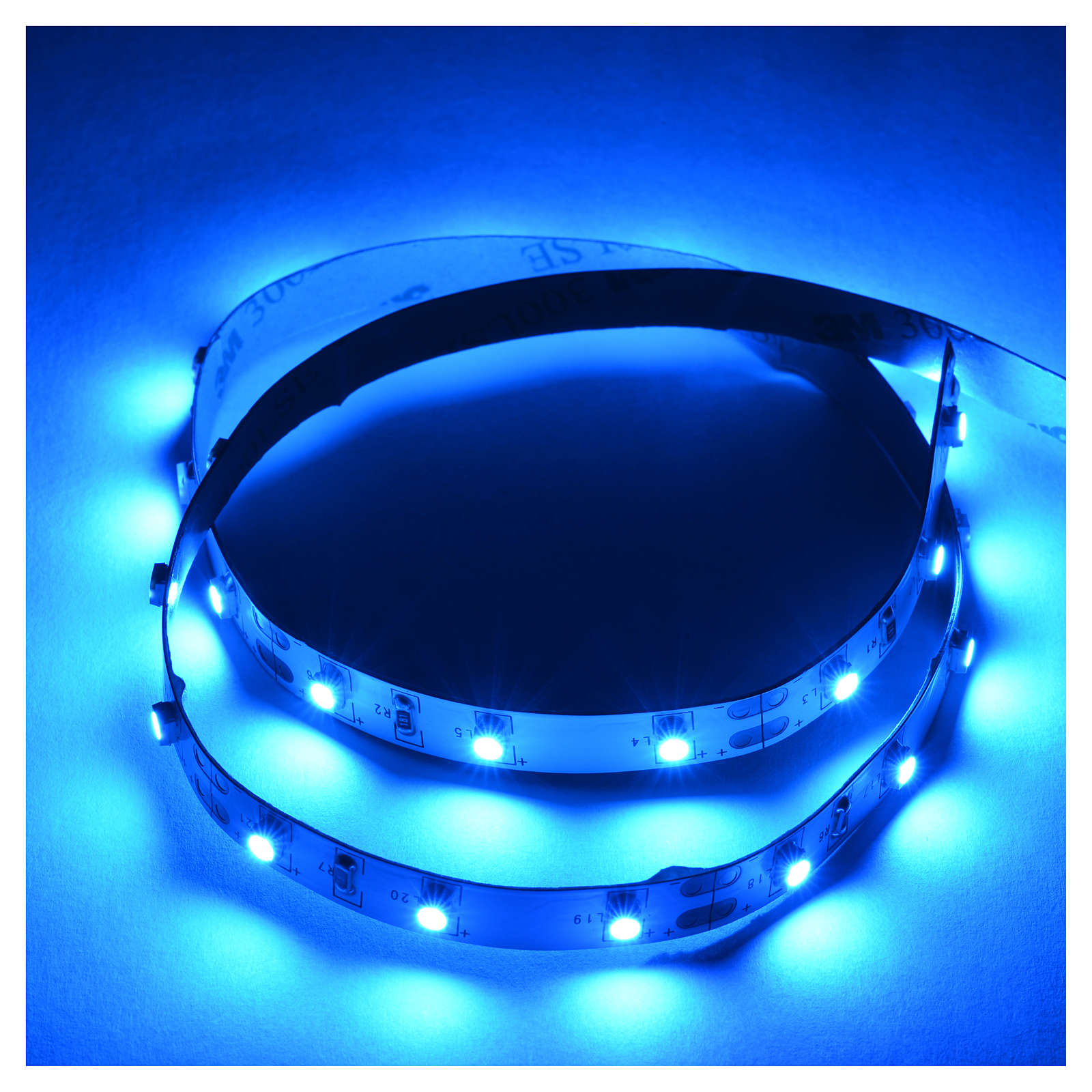 Bande Power 45 leds bleus 0,8x75 cm FrialPower 4