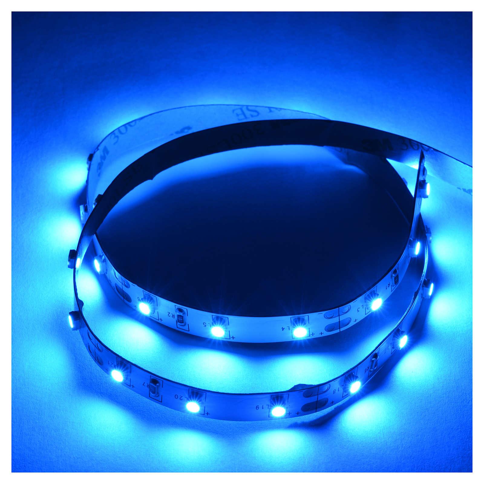 Tira de LED Power 'PS' 60 LED 0.8 x 100 cm. azul Frial Power 4