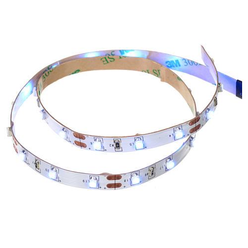 Tira de LED Power 'PS' 60 LED 0.8 x 100 cm. azul Frial Power 1