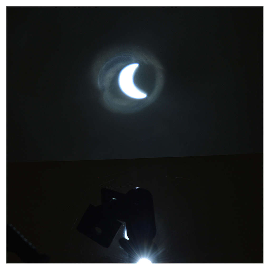 Miniproyector \'cuarto de luna\' para centralitas Frisalight | venta ...