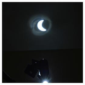 Miniproyector 'cuarto de luna' para centralitas Frisalight s3