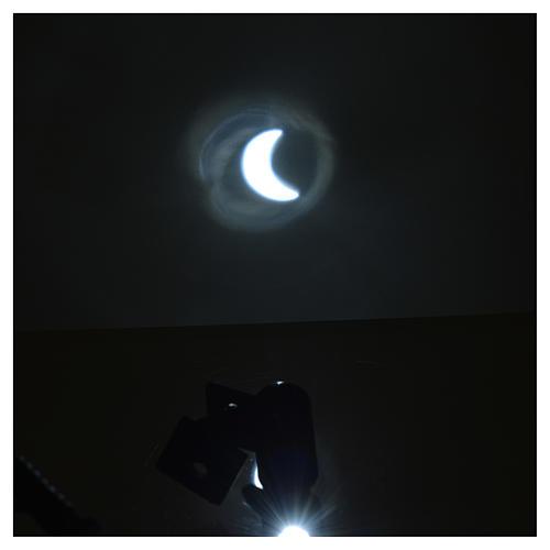 Miniproyector \'cuarto de luna\' para centralitas Frisalight