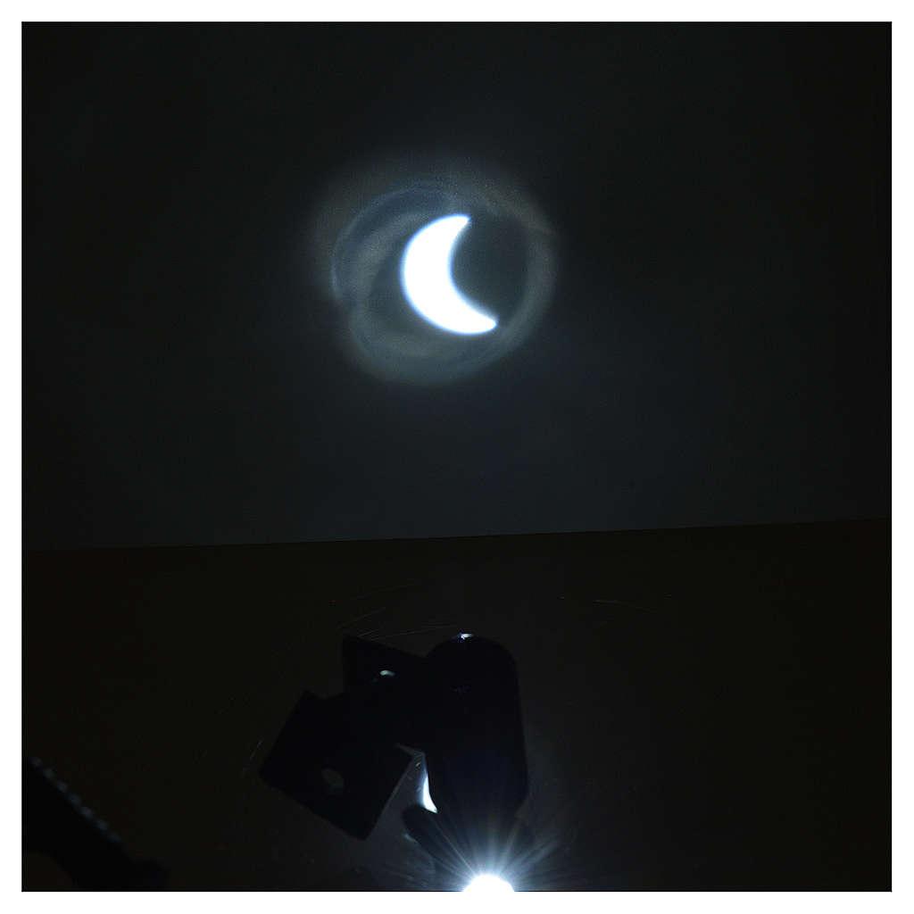 Micro projecteur quart de lune pour centrale Frisalight 4