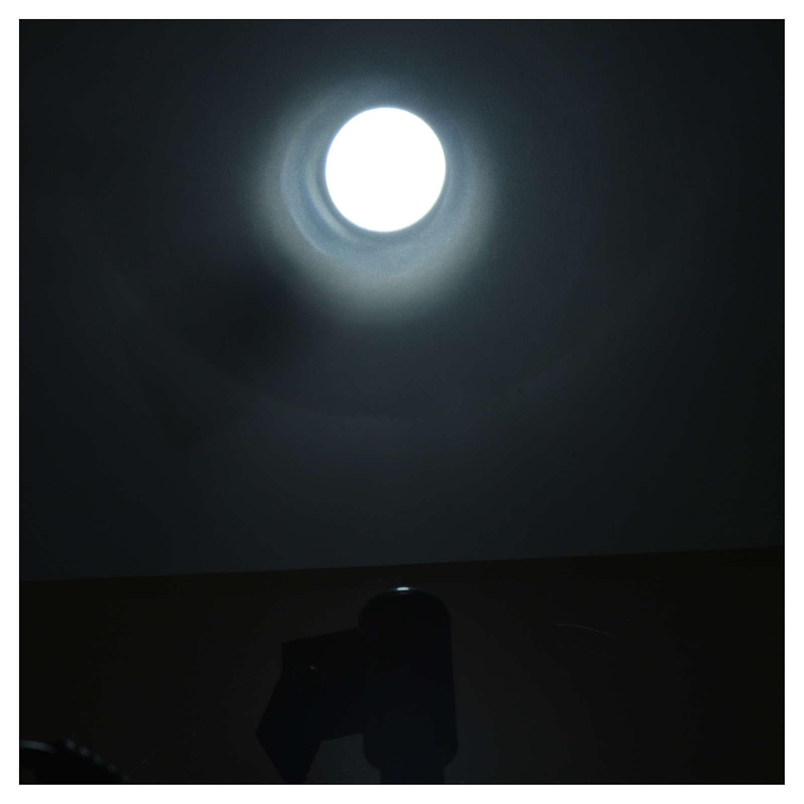 Micro projecteur pleine lune pour centrale Frisalight 4