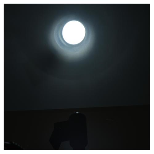 Micro projecteur pleine lune pour centrale Frisalight 3