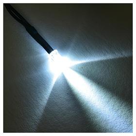 Led diam 5 mm luce bianca per centraline serie Frisalight s2