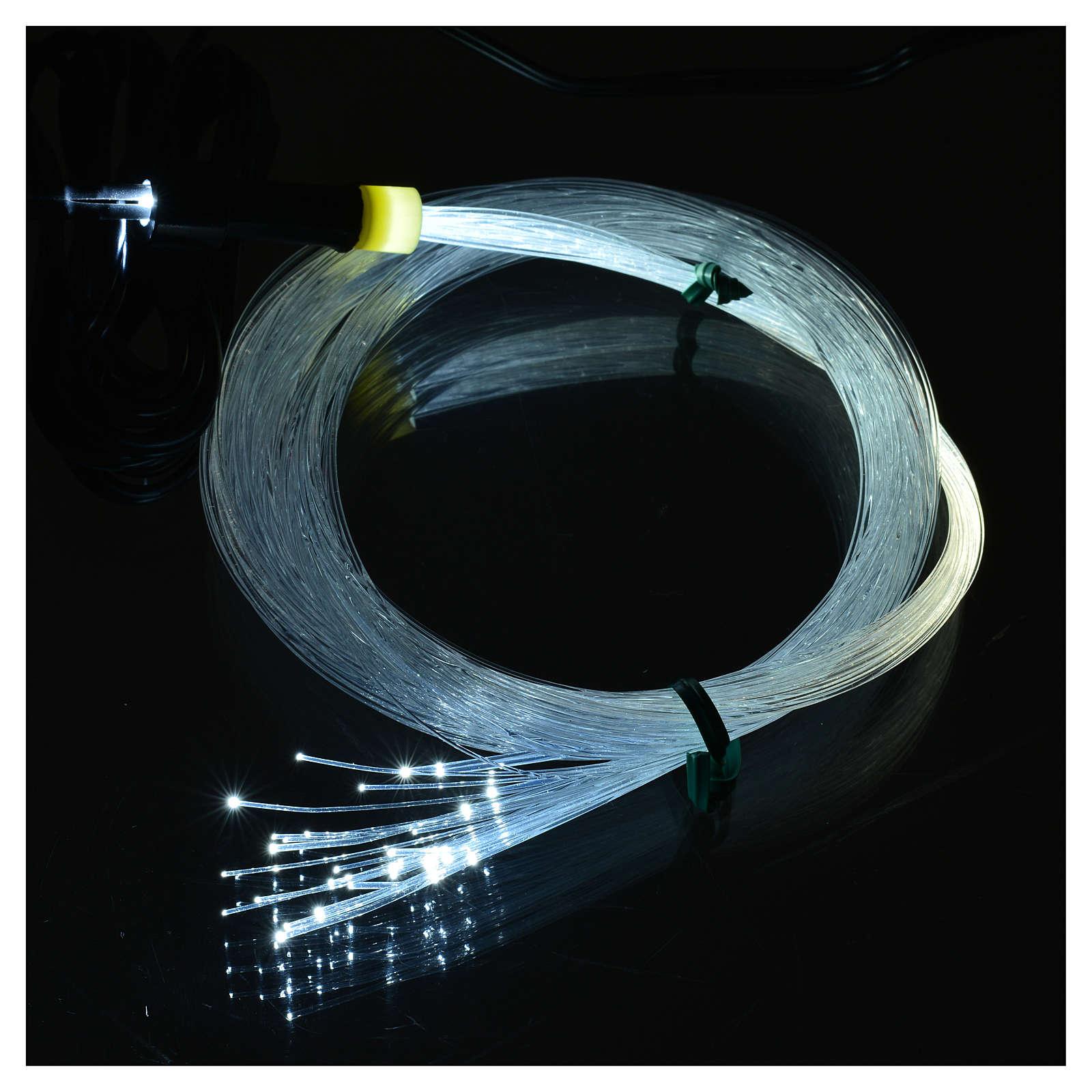 Stella a fibra ottica 30 fili per centraline serie Frisalight 4