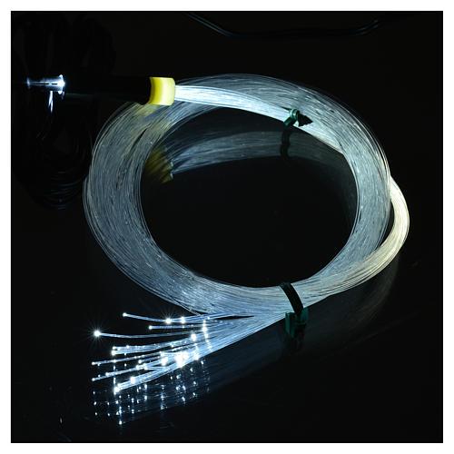 Stella a fibra ottica 30 fili per centraline serie Frisalight 2