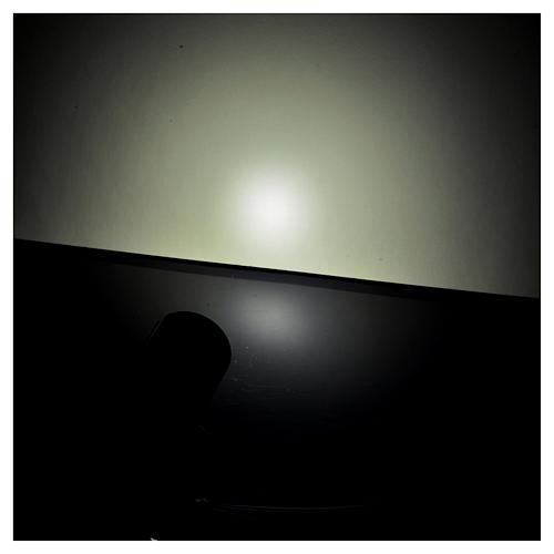 Spot concentrato luce bianca per centraline Frisalight 2