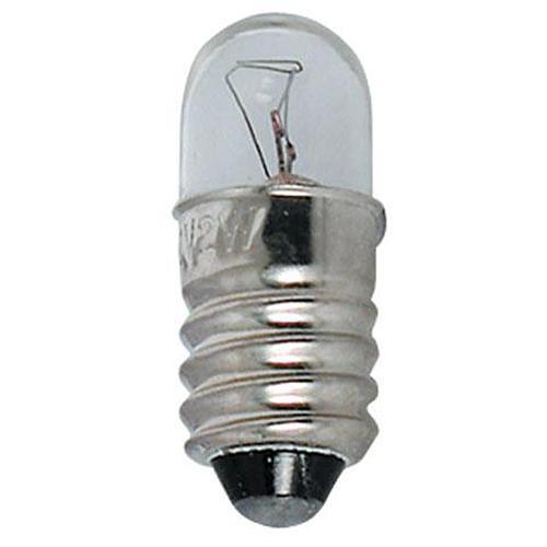 Żarówka micromignon 220V E10 oświetlenie szopki 1