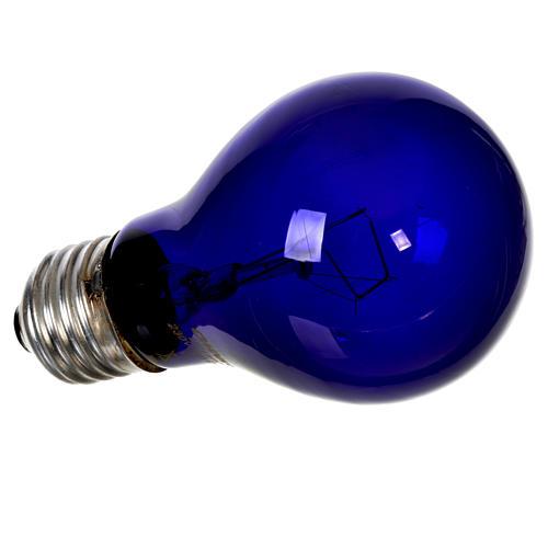 Filament lamp, black light 75W E27 2