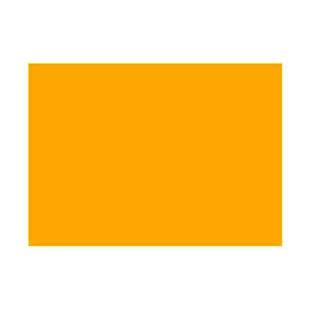 Colour gel for lights, orange, 25x30cm 4