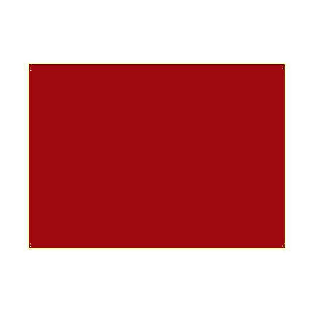 Gelatina per lampade 25x30 cm rosso primario 4