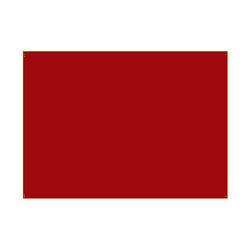 Gelatina per lampade 25x30 cm rosso primario 1
