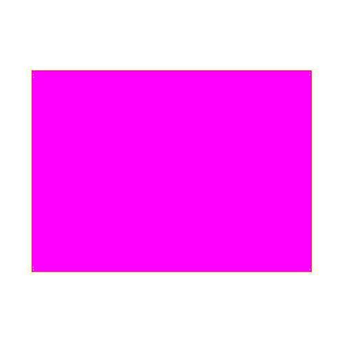 Gélatine pour ampoules, feuille de 25x30 cm, couleur magenta 1