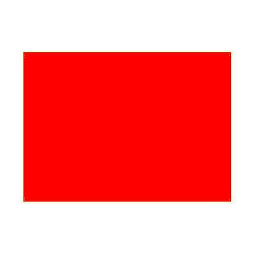 Filtro de gelatina 25x30 cm. rojo brillante 1