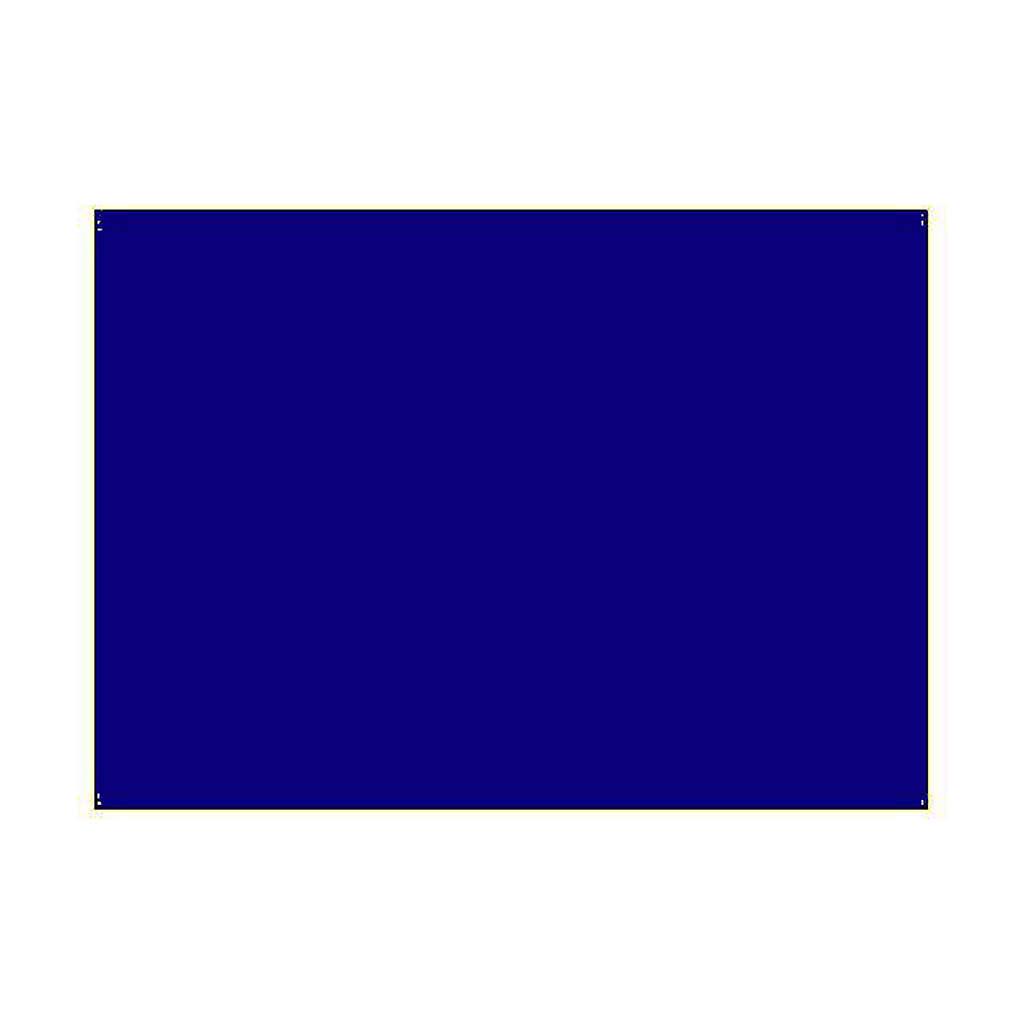Filtro de gelatina 25x30 cm. azul pavo 4