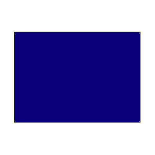 Gelatina per lampade 25x30 cm blu pavone 1