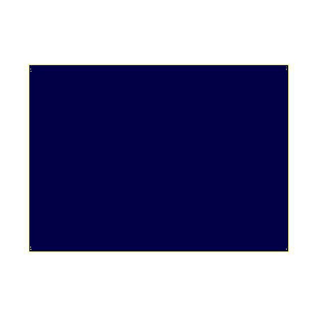 Colour gel for lights, dark blue colour, 25x30cm 4