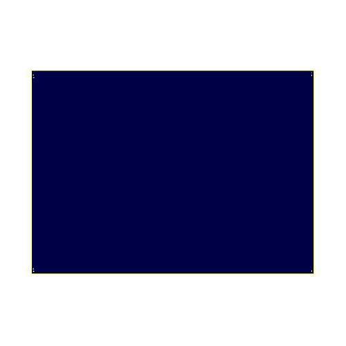 Colour gel for lights, dark blue colour, 25x30cm 1