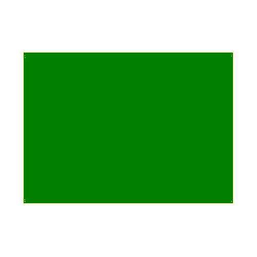 Gelatina per lampade 25x30 cm verde primario 1