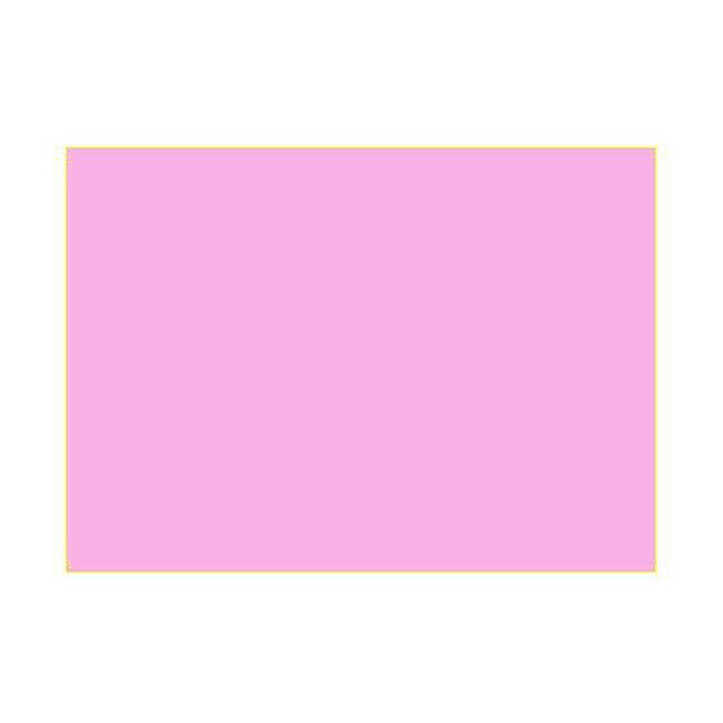 Gelatina per lampade 25x30 cm rosa acceso 4