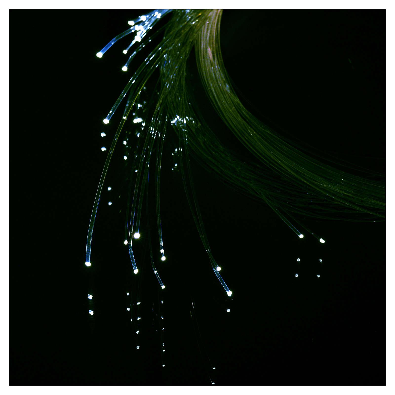 Estrellas Fibra Óptica 30 hilos 25W 220V 4