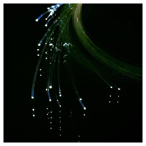 Estrellas Fibra Óptica 30 hilos 25W 220V 3