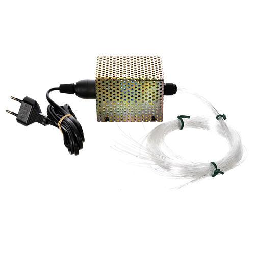 Optical fiber stars, 50 wires 25W 220V 1