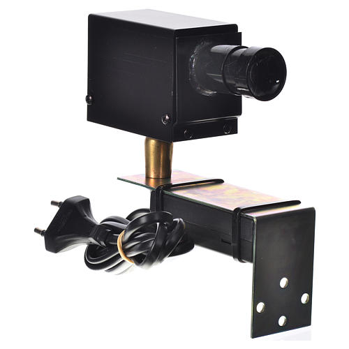 Proyector diám. 25 mm. belén 1
