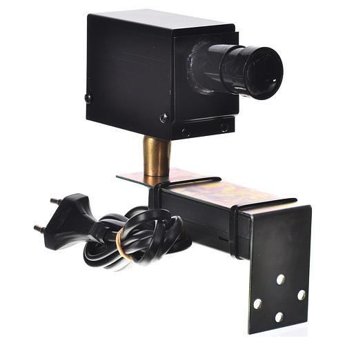 Proiettore diam 25 mm presepe 1