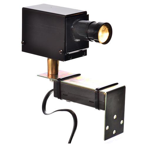 Proiettore diam 25 mm presepe 4