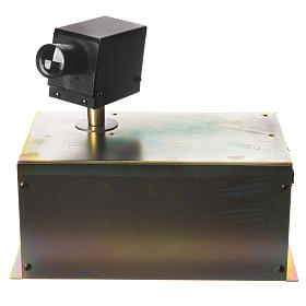 Spinning projector for nativities s1