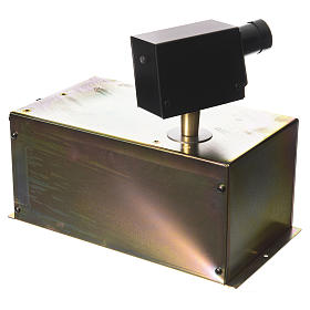 Spinning projector for nativities s3