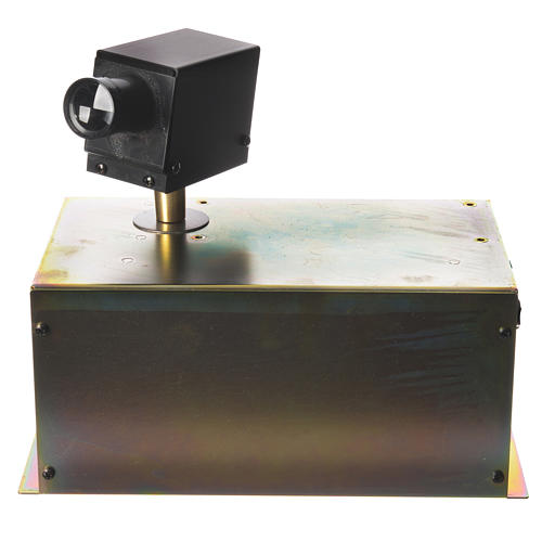 Spinning projector for nativities 1