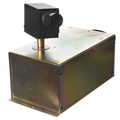 Spinning projector for nativities 2