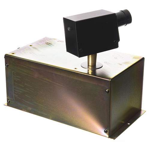 Spinning projector for nativities 3