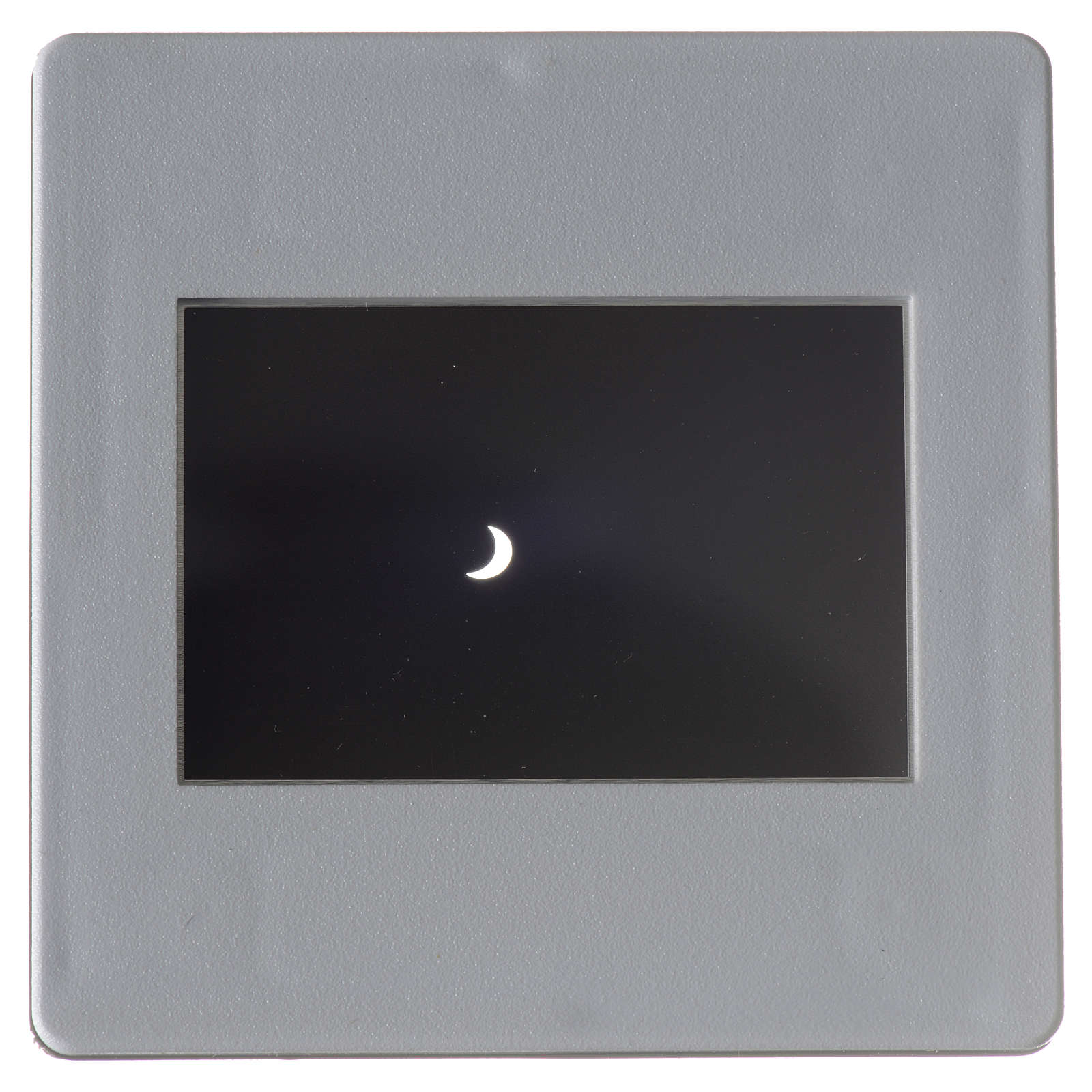 Diapositive Quart de lune pour crèche 4