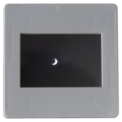 Diapositive Quart de lune pour crèche 1