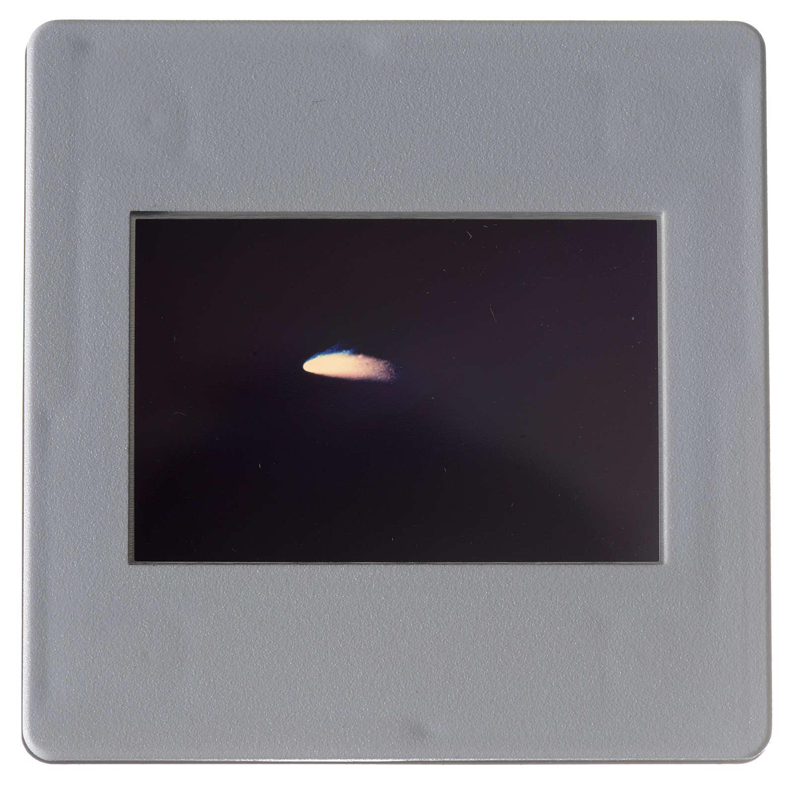 Diapositiva presepe Cometa Hale Bopp 4