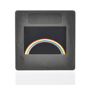 Diapositiva belén Arco iris s1
