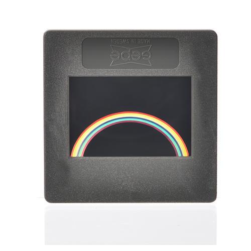 Diapositiva belén Arco iris 1