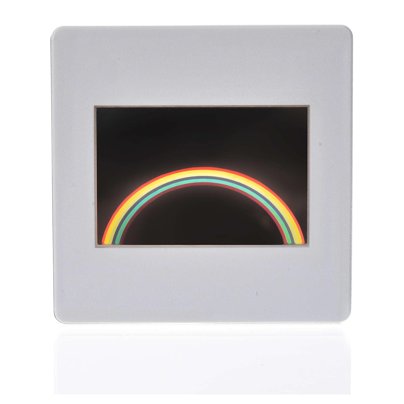 Diapositiva presepe arcobaleno 4