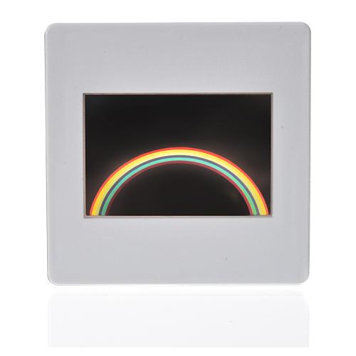 Diapositiva presepe arcobaleno 2