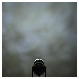 Projecteur de nuages pour crèche s2