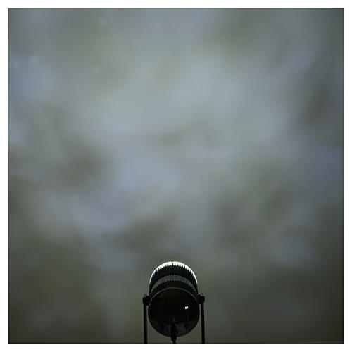 Projecteur de nuages pour crèche 2