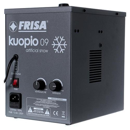 Kuopio 09: generador de nieve 1