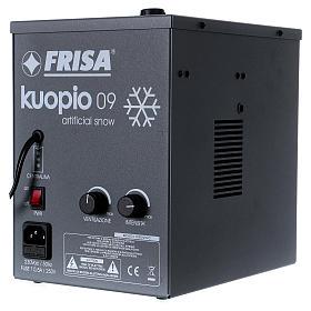 Kuopio 09: generatore di neve s1